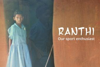 Ranthi a Ray of Hope!